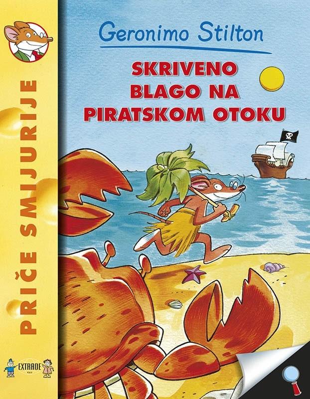 Geronimo Stilton: Skriveno blago na piratskom otoku
