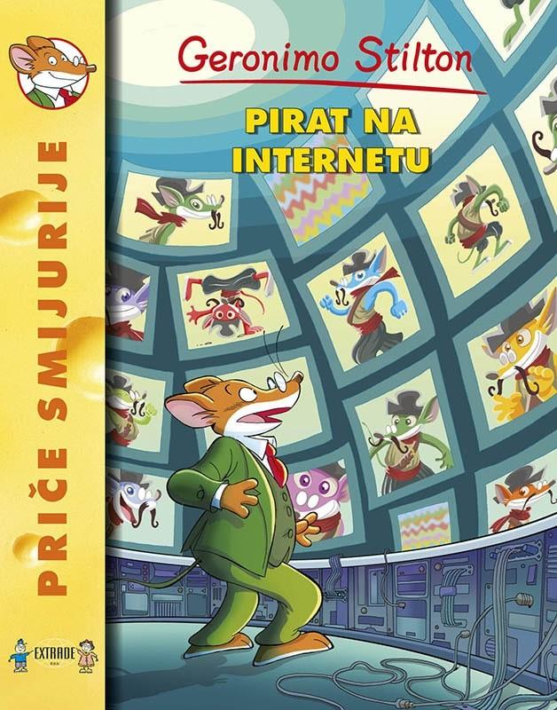 Geronimo Stilton: Pirat na internetu