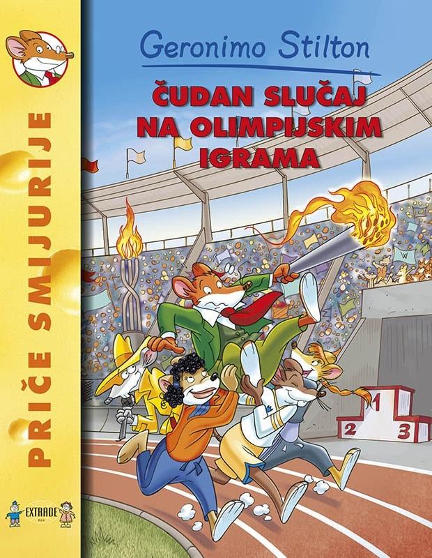 Čudan slučaj na Olimpijskim igrama - meki uvez