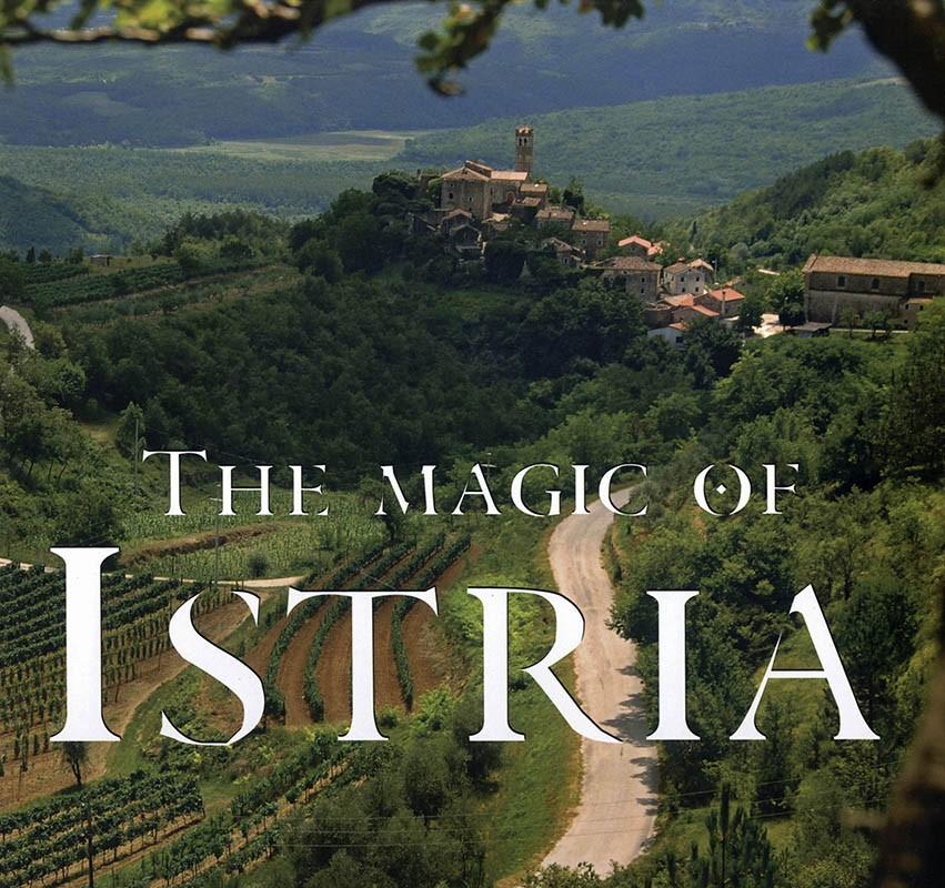 Čarobna Istra - monografija - Engleski jezik