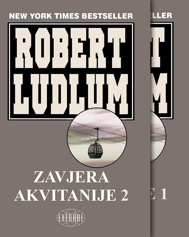 Robert Ludlum: Zavjera Akvitanije