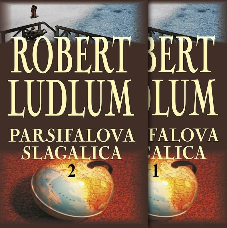 Robert Ludlum: Parsifalova slagalica 1-2