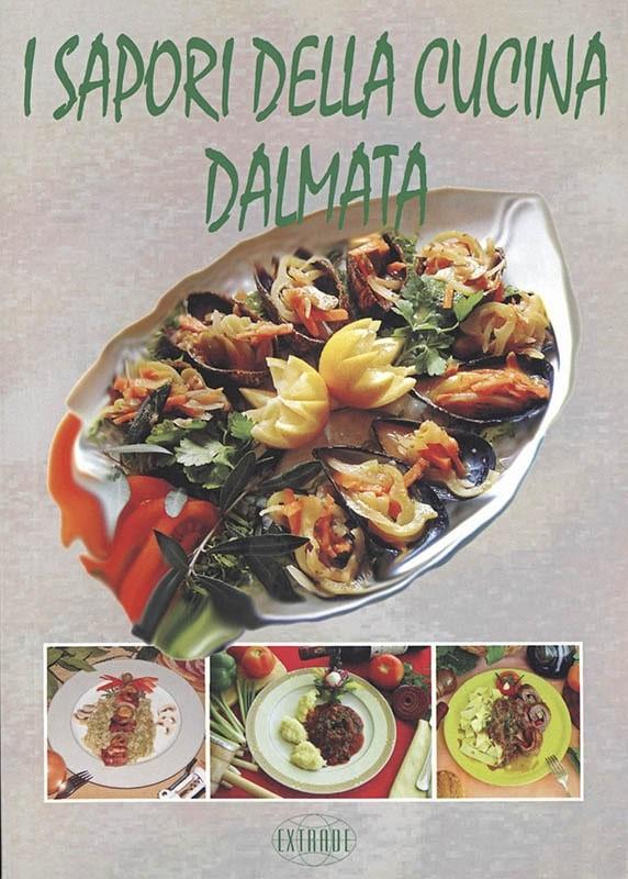 Okusi dalmatinske kuhinje - Talijanski jezik